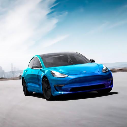 Look Tesla