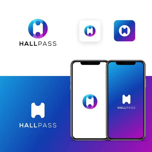 HallPass Logo