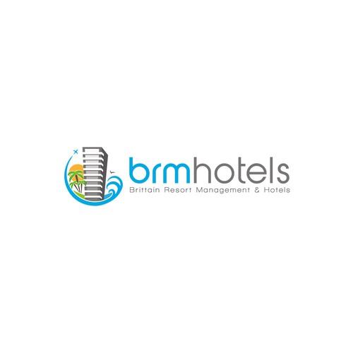 Logo concept for hotel