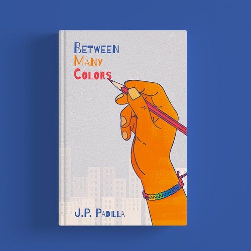 Between Many Colors Book Cover