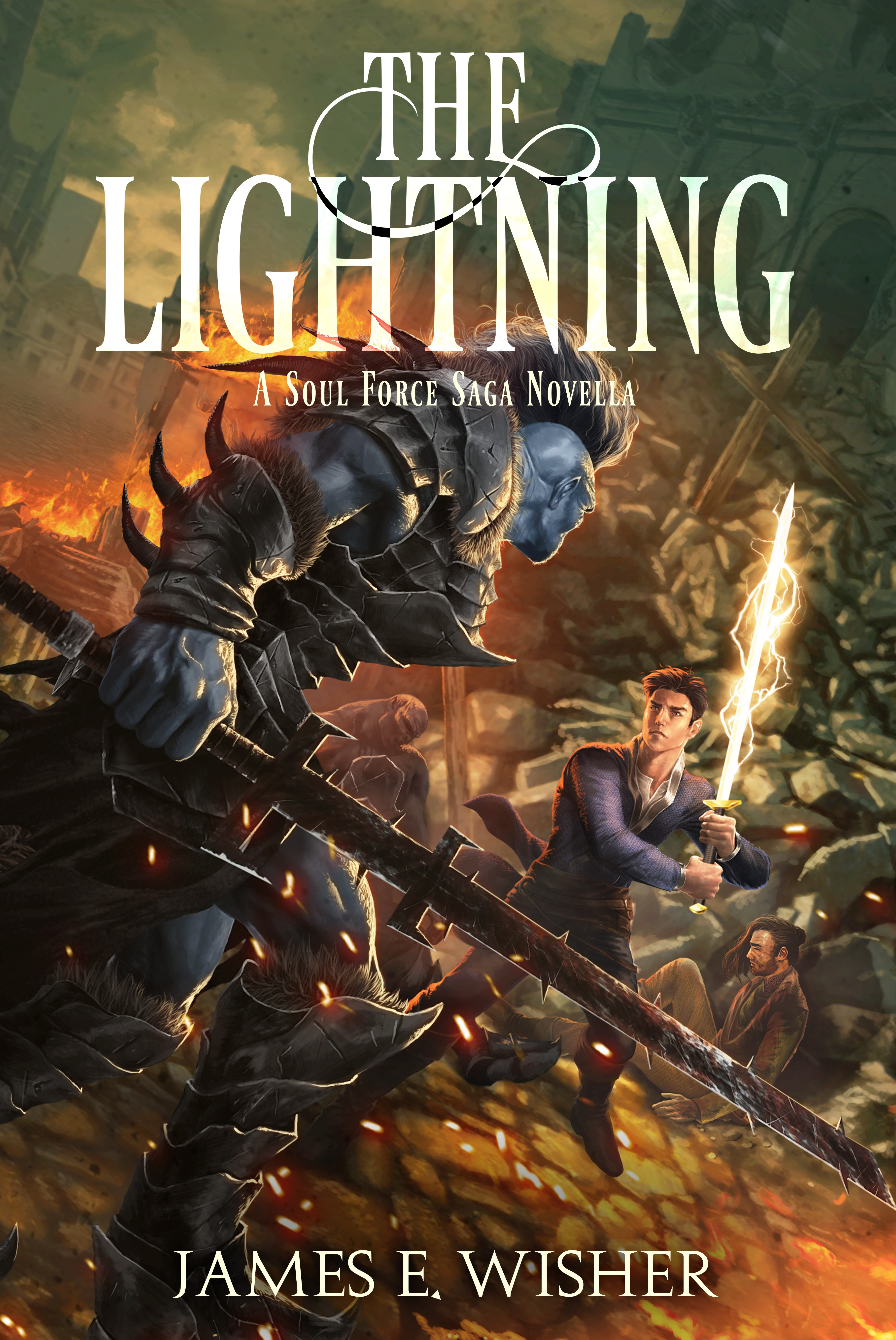 The Lightning Book Cover