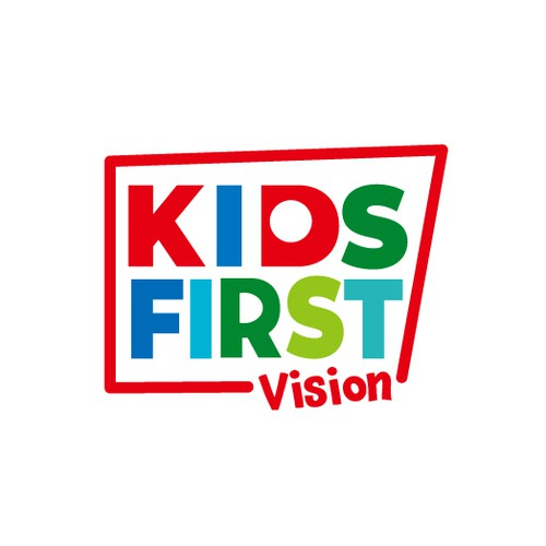 Logo for an online optical store focusing on KIDS