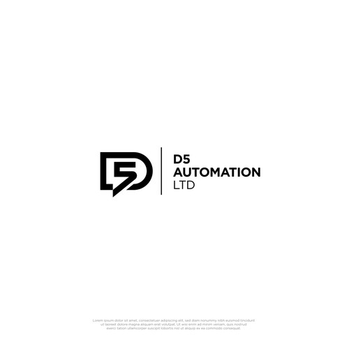 "Logo for ""D5 Automation Ltd"""