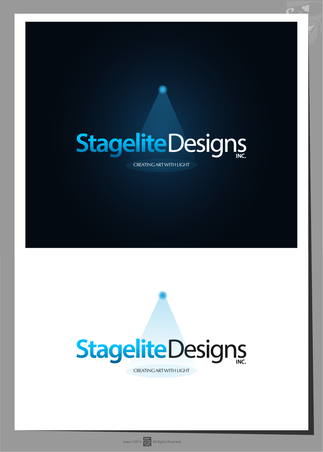 Stagelite Designs needs a new logo