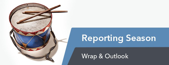 Email header - Reporting Season