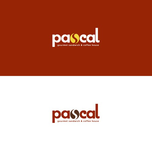 logo for pascal coffee shop