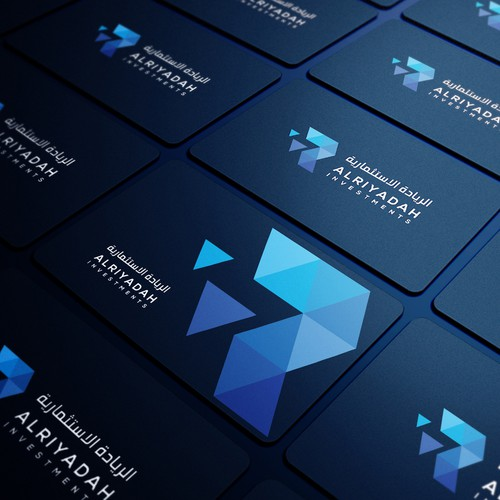 Brand Identity for Alriyadah Investments