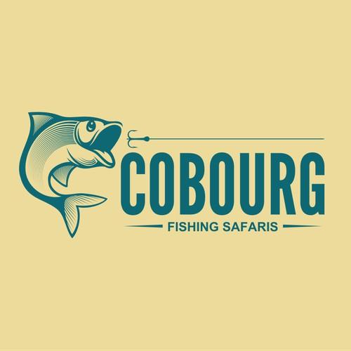 Create the perfect logo for Cobourg Fishing Safaris