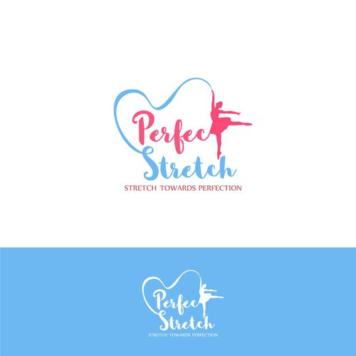 Logo concept for Perfect Stretch