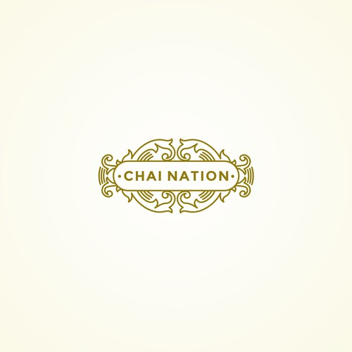 Clean and simple logo concept for Chai Nation