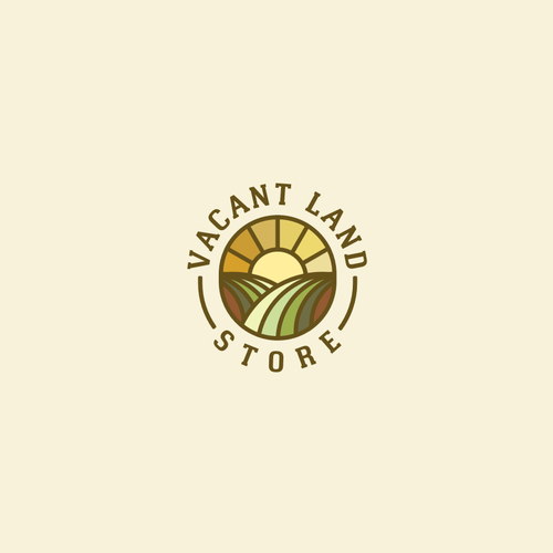 Vacant Land Store Looking for Stellar Logo