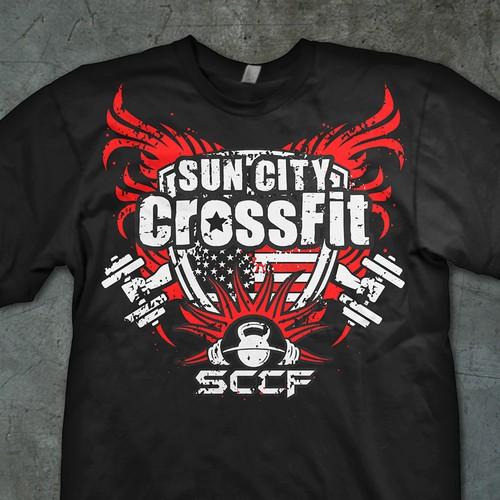 CrossFit T-shirt