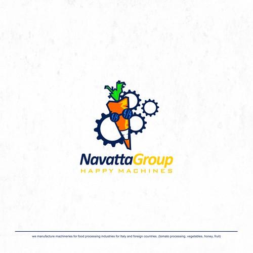 Bold Logo Concept for Pizzaria