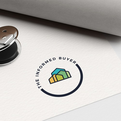 Logo and Brand Identity for Informed Buyer