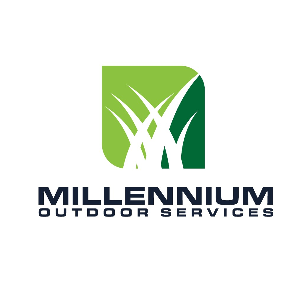Create a modern yet sophisticated and POWERFUL new icon for my commercial lawn and landscape company