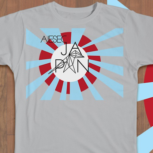 AIESEC Japan T-Shirt Contest