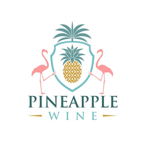 Pineapple Wine Logo