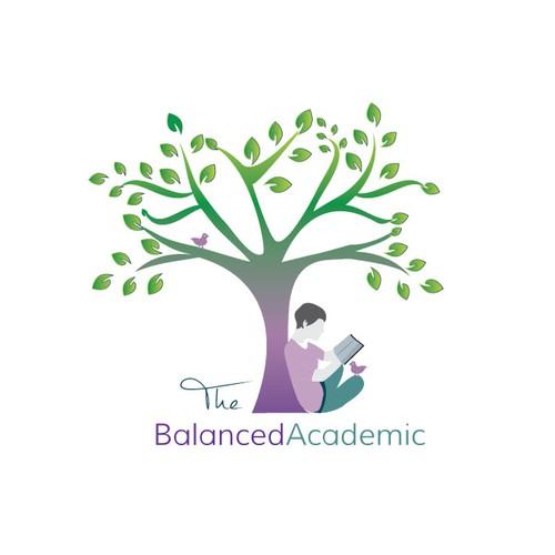 The Balanced Academic Logo