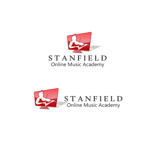 logo for Stanfield Online Music Academy