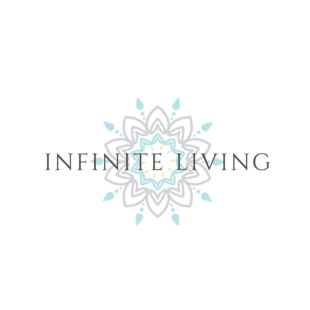 Design an empowering logo for Infinite Living