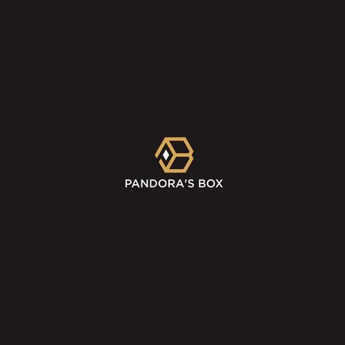Pandora's Box Logo Deisgn