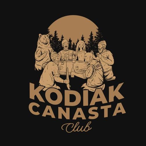 T-shirt for Kodiak Canasta