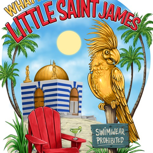 What Happens in Little Saint James