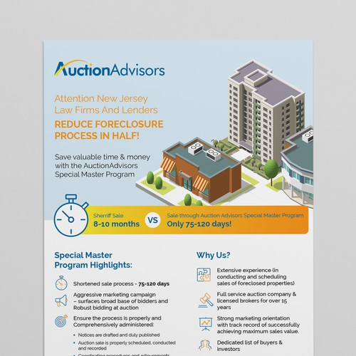 AuctionAdvisors Flyer