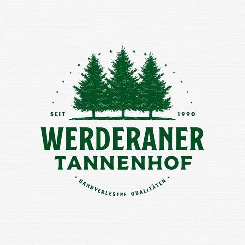 Werderaner Tannenhof Rebranding
