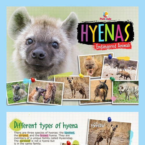 Hyenas: Endangered Animals