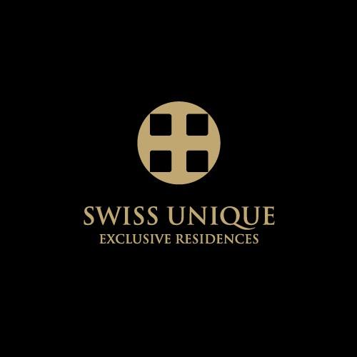 Solides Logo für Luxusreisevermittlung