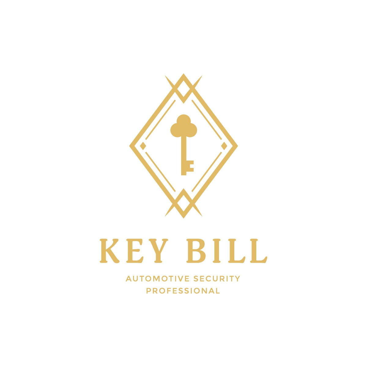 Automotive Locksmith professional seeks luxurious branding for high end clients