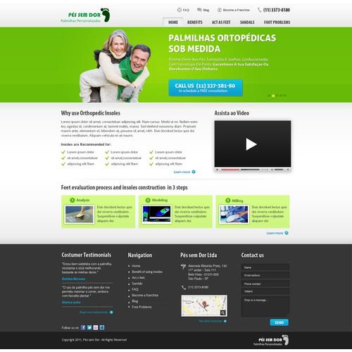 Custom Orthopedic Insoles   for Senior Citizens, Diabetics & Athletes