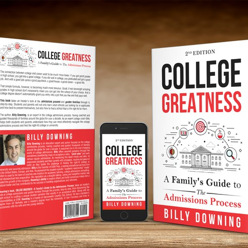 College Greatness: A Family Guide To The Admissions Process