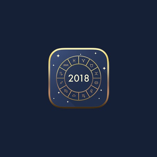 Horoscope app icon