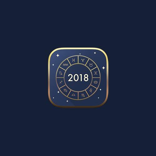 Horoscope app icon