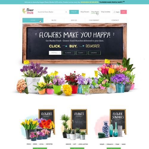 Flower Market Online