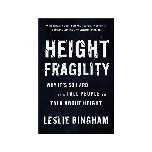 HEIGHT FRAGILITY | BOOK COVER DESIGN