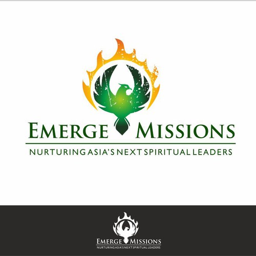 Emerge Missions needs a new logo