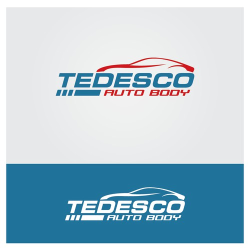 logo concept for auto
