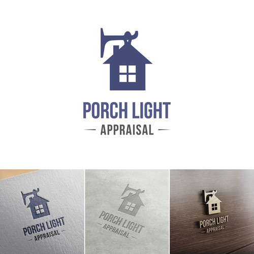 Porch Light logo concept