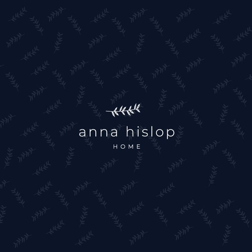 Logo for a Rustic Furniture and Accessory Store