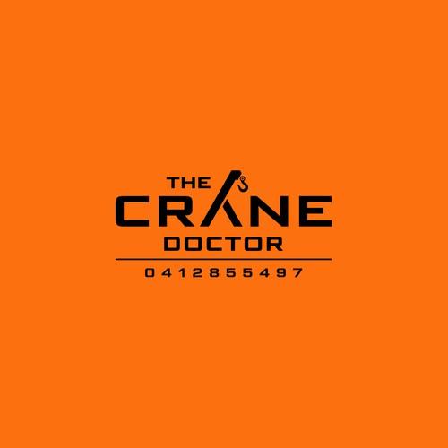 Logo design for a Crane Repair Service