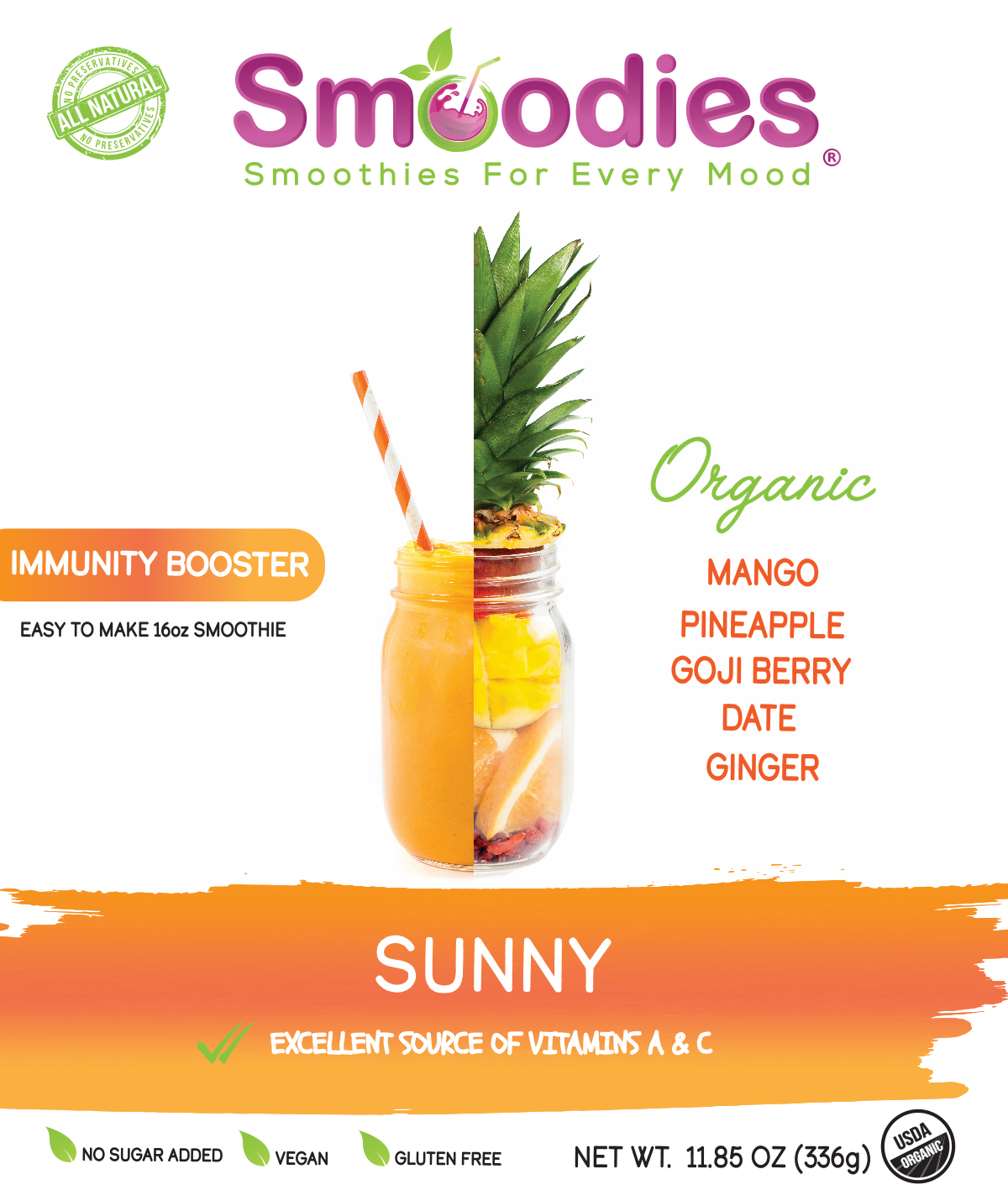 Smoodies Label