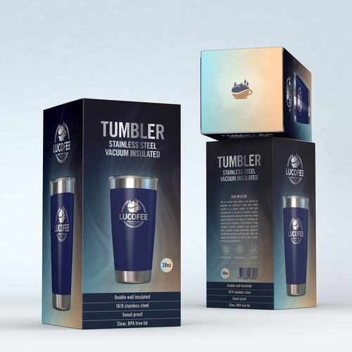 Lucofee Coffee Tumbler