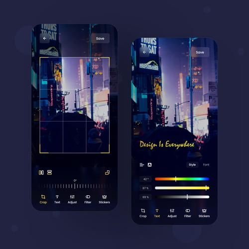 PhotoEditor App