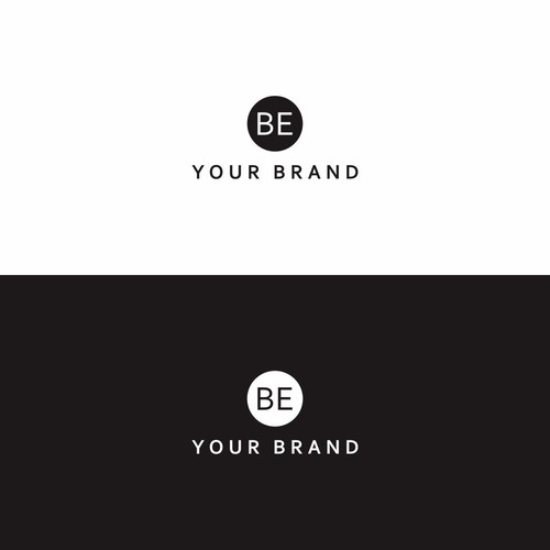 logo design for be your brand