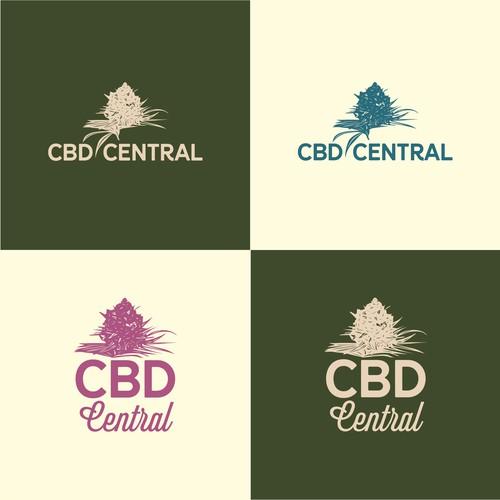 CBD Central Logo Concept