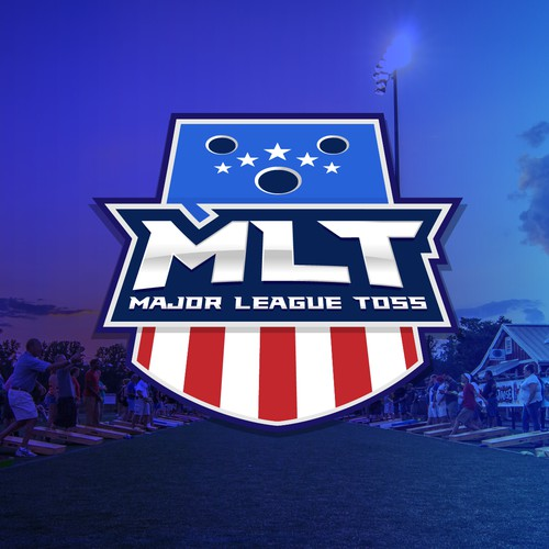 Major League Toss logo entry