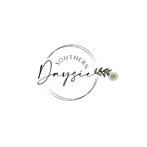 Logo for a  boutique clothing store